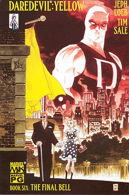 Daredevil - Yellow # 6 Issues (2001 - 2002)
