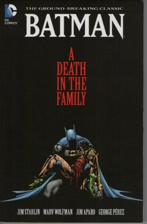 Batman - Un Deuil dans la Famille édition TPB softcover (souple)