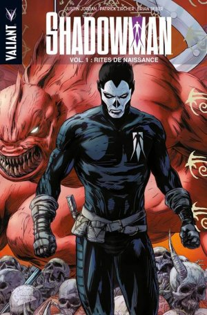 Shadowman édition TPB softcover - Issues V3
