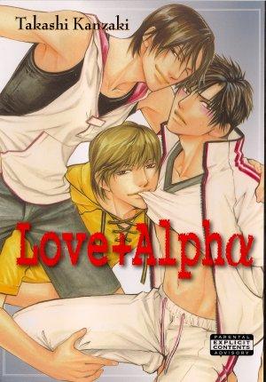 Love Alpha édition USA