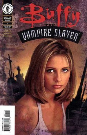 Buffy Contre les Vampires édition Issues (1998 - 2003)