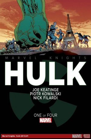 Marvel Knights - Hulk édition Issues (2013 - 2014)