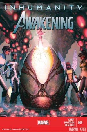 Inhumanity - Awakening édition Issues (2013 - 2014)