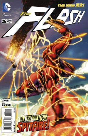 Flash # 26 Issues V4 (2011 - 2016) - The New 52