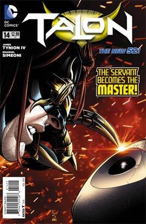 Talon # 14 Issues V1 (2012 - 2014)
