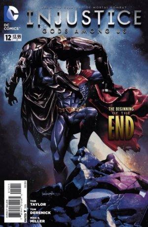 Injustice - Les Dieux Sont Parmi Nous # 12 Issues (2013 - 2014)