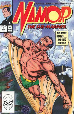Namor, The Sub-Mariner # 1 Issues (1990 - 1995)