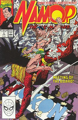 Namor, The Sub-Mariner # 3 Issues (1990 - 1995)