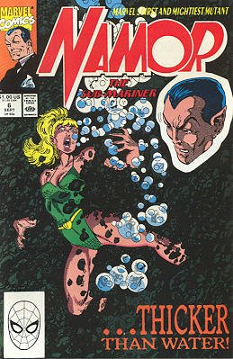 Namor, The Sub-Mariner # 6 Issues (1990 - 1995)