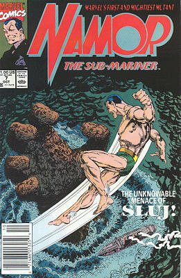 Namor, The Sub-Mariner # 7 Issues (1990 - 1995)