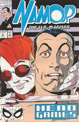 Namor, The Sub-Mariner # 9 Issues (1990 - 1995)
