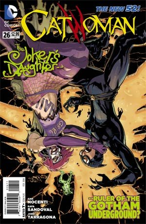 Catwoman 26 - Diamonds Are a Girl's Worst Friend