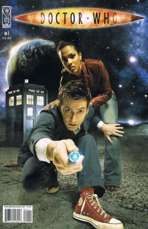Doctor Who édition Issues V2 (2008)