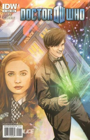 Doctor Who édition Issues V4 (2011 - 2012)