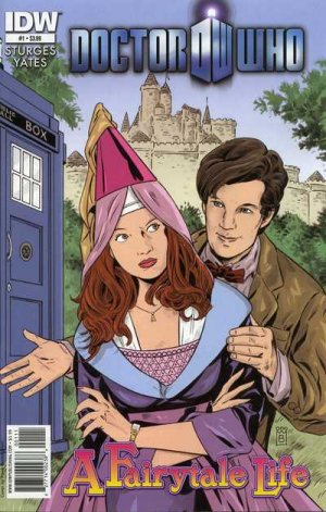 Doctor Who - A Fairytale Life édition Issues