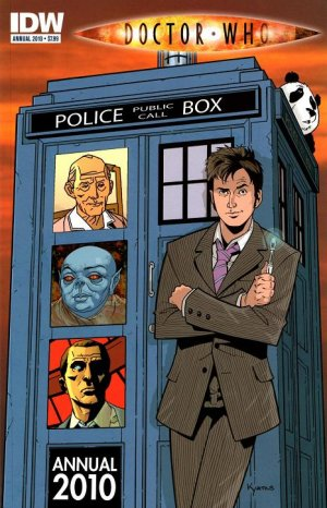 Doctor Who édition Issues V3 - Annuals (2010)