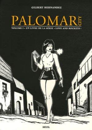 Palomar City édition TPB softcover (souple)