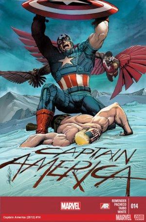 Captain America # 14 Issues V7 (2012 - 2014)
