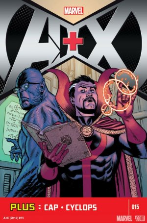 A+X # 15 Issues