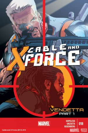 Cable and X-Force # 18 Issues (2012 - 2014)