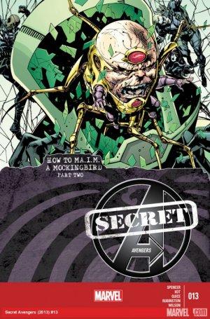 Secret Avengers # 13 Issues V2 (2013 - 2014)