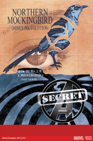 Secret Avengers # 14 Issues V2 (2013 - 2014)