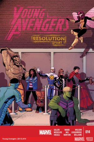 Young Avengers # 14 Issues V2 (2013 - 2014)