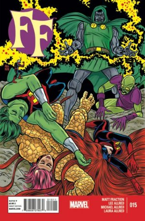 FF # 15 Issues V2 (2012-2014)