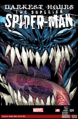 The Superior Spider-Man # 24 Issues V1 (2013 - 2014)