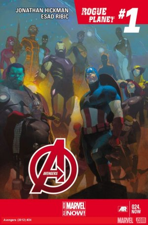 Avengers # 24 Issues V5 (2012 - 2015)