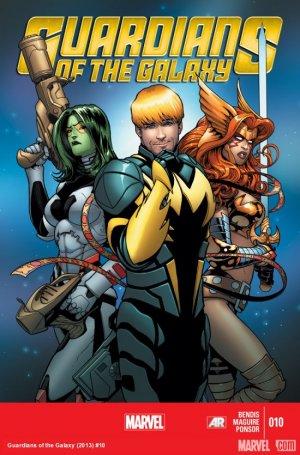Les Gardiens de la Galaxie # 10 Issues V3 (2012 - 2015)