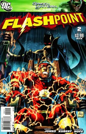 Flashpoint # 2 Issues (2011)