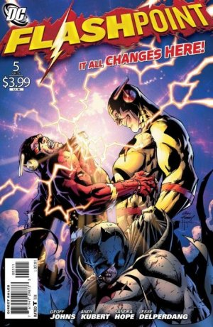 Flashpoint # 5 Issues (2011)