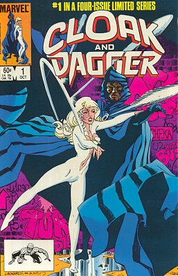 Cloak and Dagger # 1 Issues V1 (1983 - 1984)