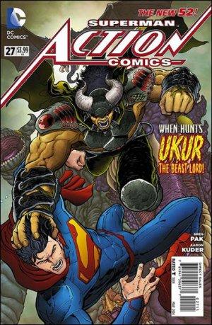 Action Comics # 27 Issues V2 (2011 - 2016)