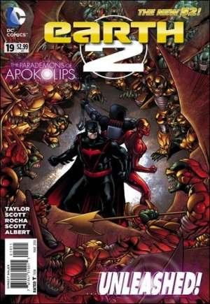 Earth Two # 19 Issues V1 (2012 - 2015)