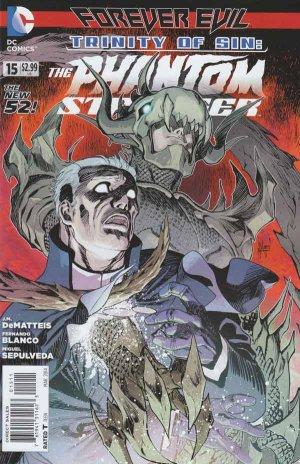 The Phantom Stranger # 15 Issues V4 (2012 - 2014)