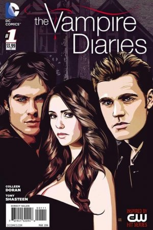 The Vampire Diaries édition Issues (2014)
