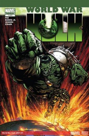 World War Hulk # 1 Issues (2007)