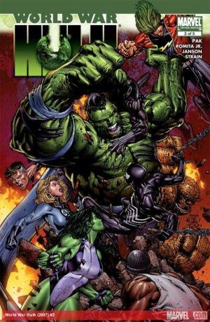 World War Hulk # 2 Issues (2007)