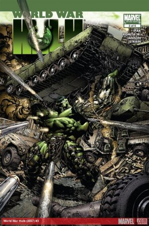 World War Hulk # 3 Issues (2007)