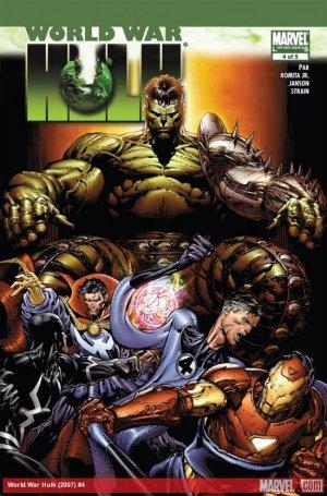 World War Hulk # 4 Issues (2007)