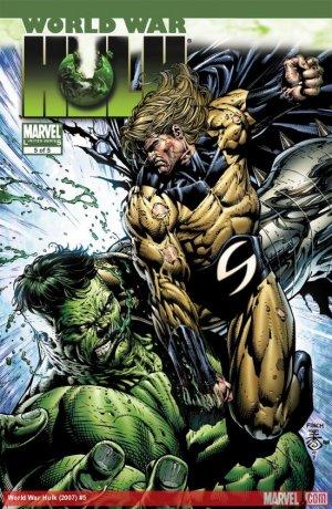 World War Hulk # 5 Issues (2007)