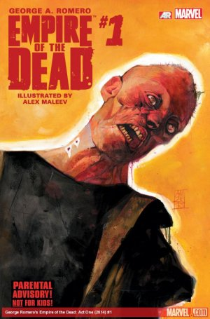 George Romero's Empire Of The Dead - Act One édition Issues (2014)