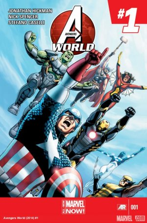 Avengers World # 1 Issues (2014 - 2015)