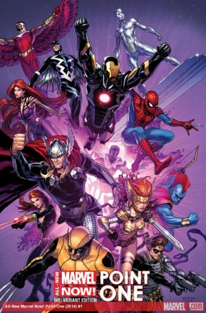 All-New Marvel Now! Point One # 1
