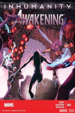 Inhumanity - Awakening # 2 Issues (2013 - 2014)
