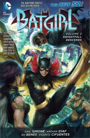 Batgirl # 2 TPB softcover (souple) - Issues V4 - Partie 1