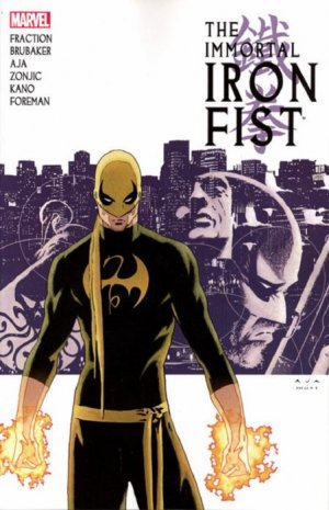 The Immortal Iron Fist # 1 TPB Softcover (2013 - 2014)