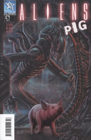 Aliens édition TPB softcover (souple)